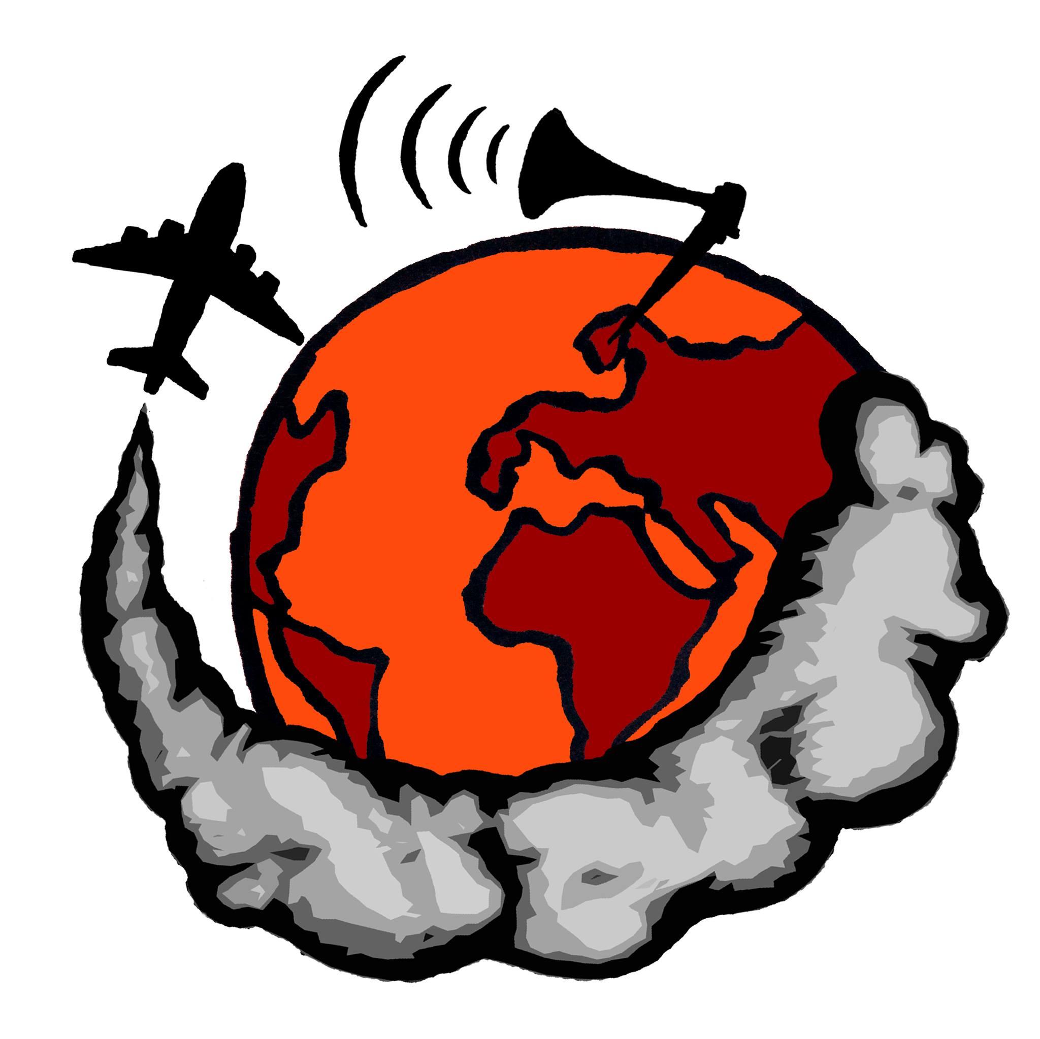 Flyglarm Logo