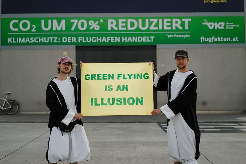 Webinar: Greenwashing and false solutions: biofuels, offsets, techno-fixes