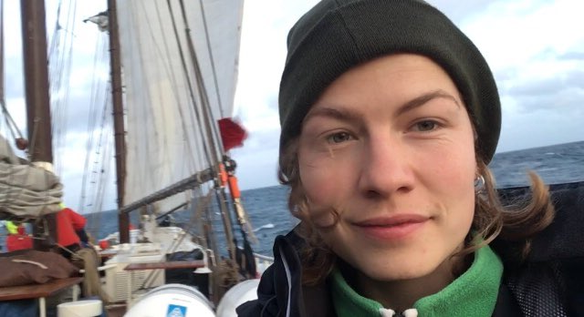 Sail to the COP – a grounded sailing story