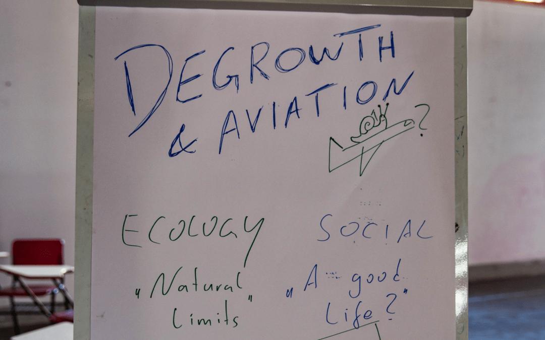 Webinar: Exploring regulatory potentials to directly limit aviation