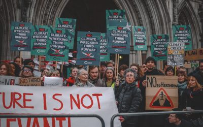 Stay Grounded Condemns UK Supreme Court's Go-ahead of Heathrow Expansion